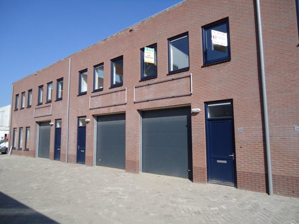 Unitbox for Huis met tuin te huur rotterdam
